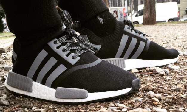 "Adidas NMD ""Key City Activation"""