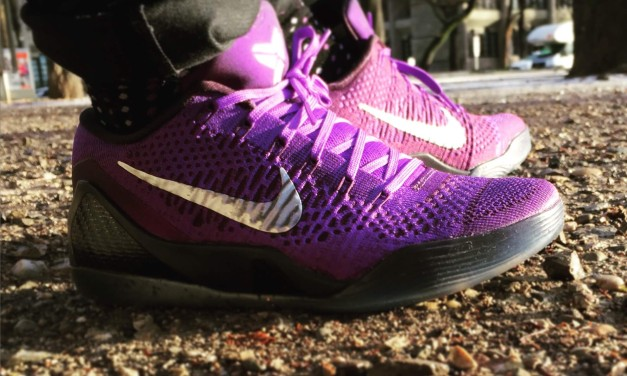 "Nike Kobe 9 Elite Low X ""Moonwalker"""