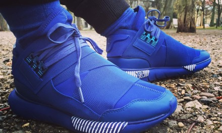 "Y-3 Qasa High ""Royal Blue"""