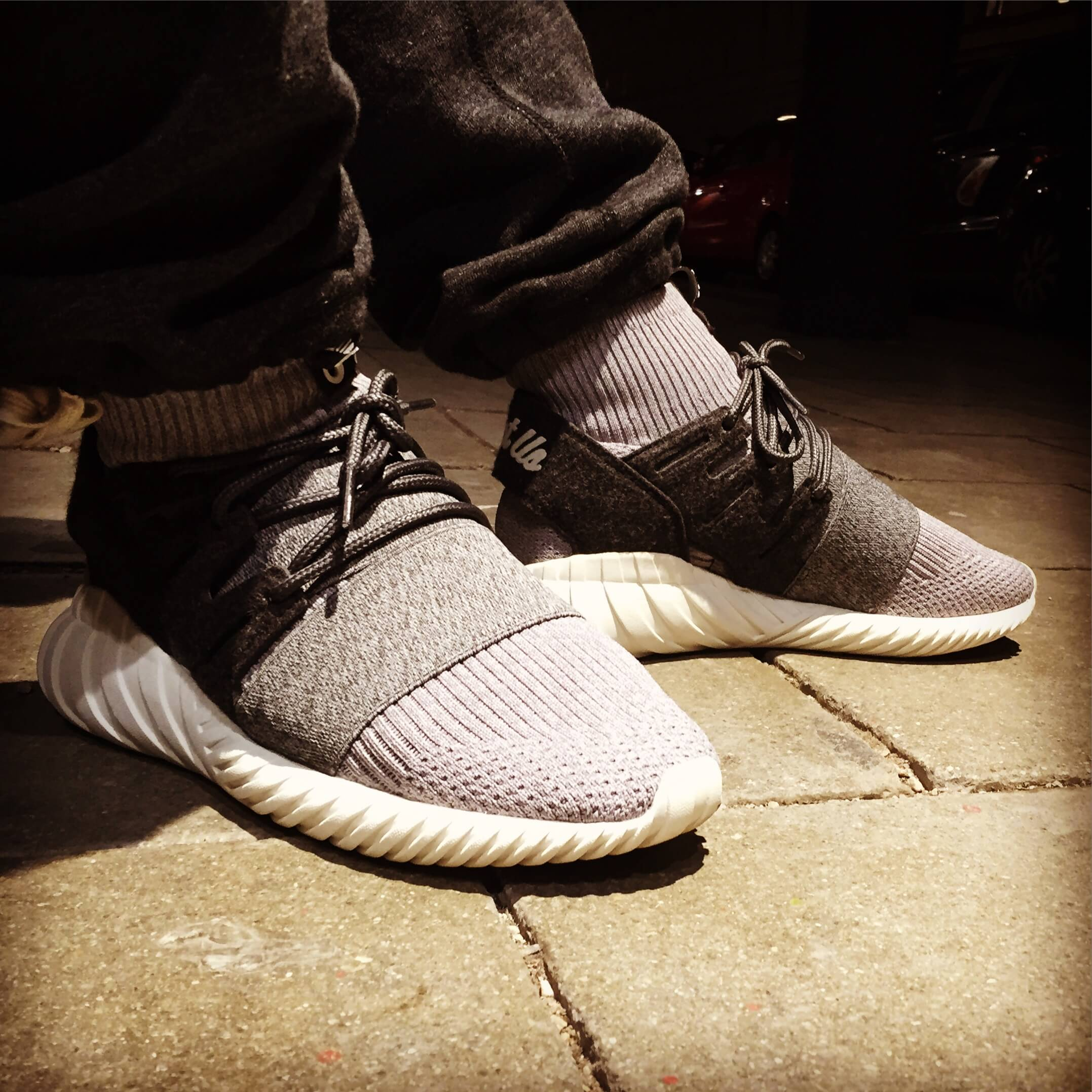 adidas Tubular Doom Primeknit Night Marine