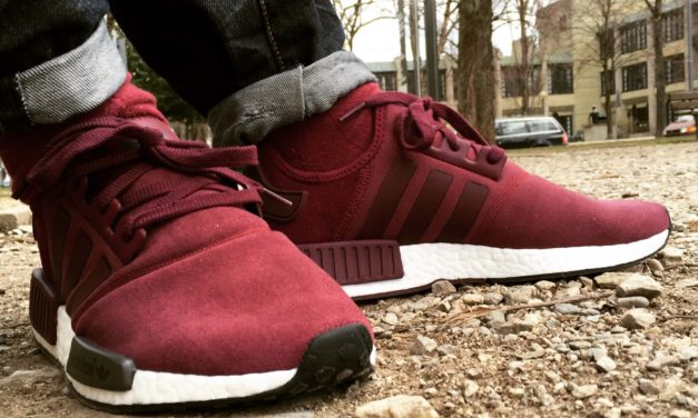 Adidas NMD R1 Suede