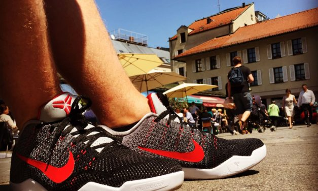"Nike Kobe 11 Elite Low ""Tinker Hatfield"""