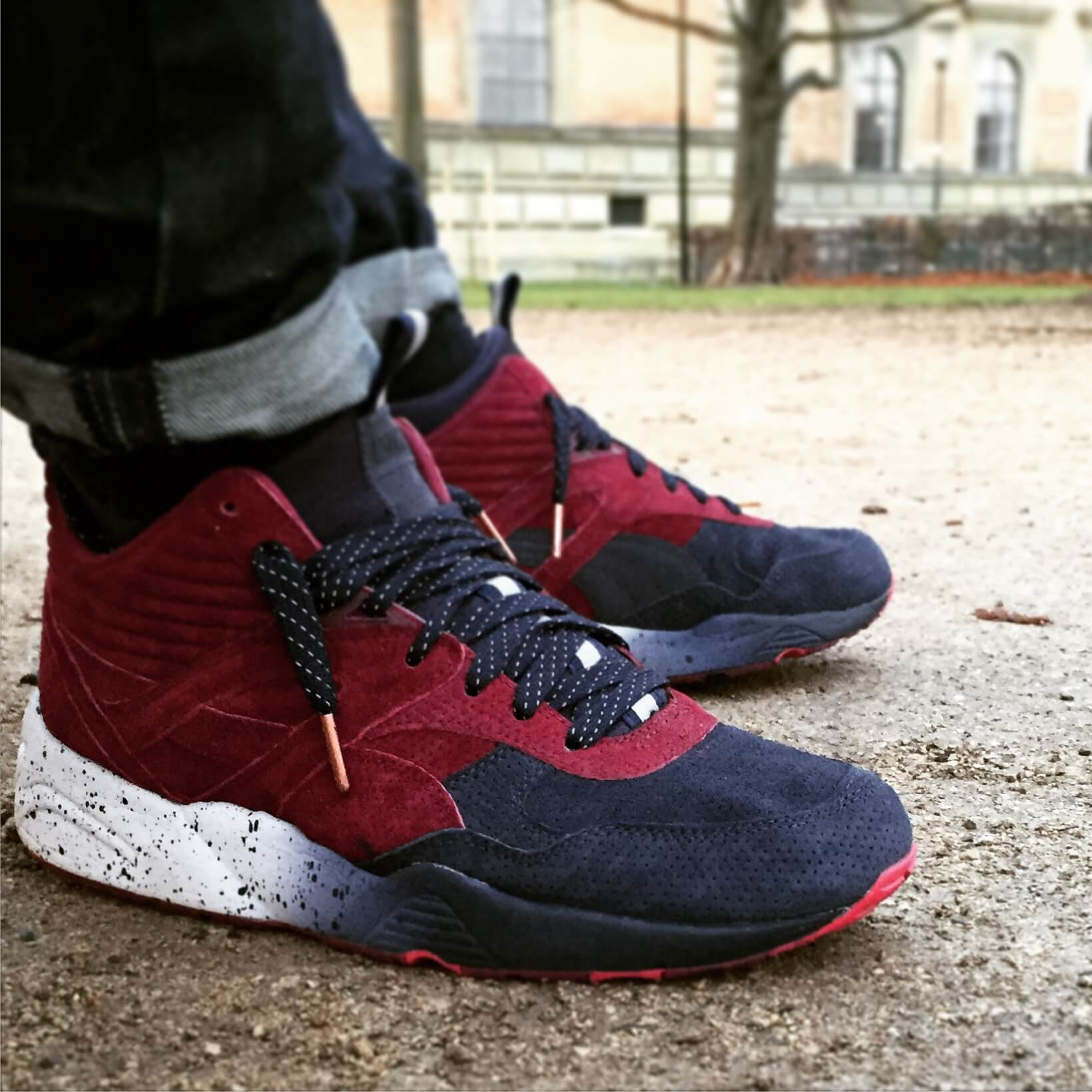 Puma-Ronnie-Fieg-x-R698-Mid-Sakura-Project-Side-View-Benstah-Onfeet