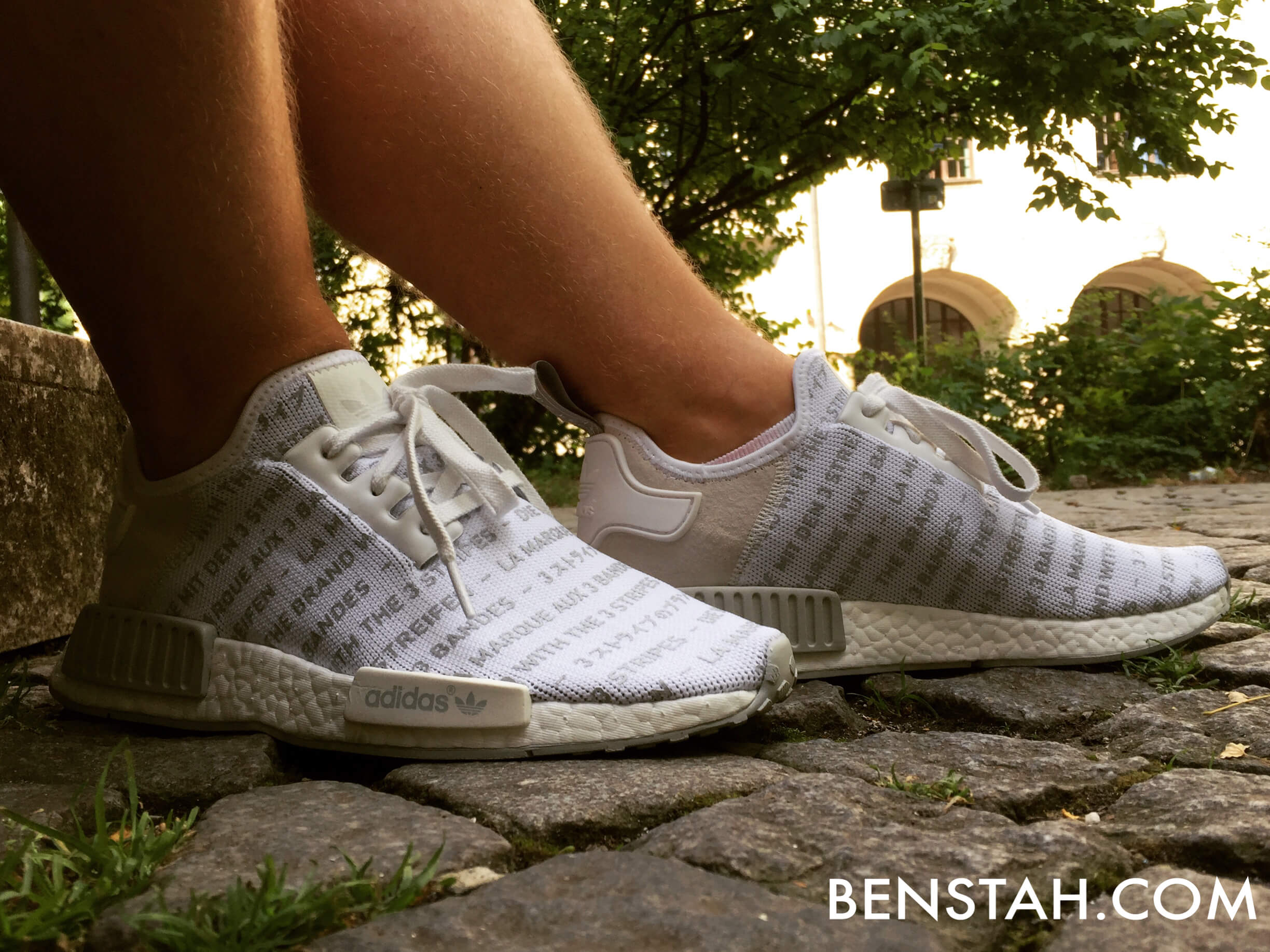 adidas-nmd-r1-whiteout-side-view-benstah-onfeet