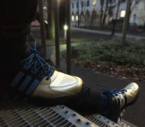 Side View - Ronnie Fieg x Adidas