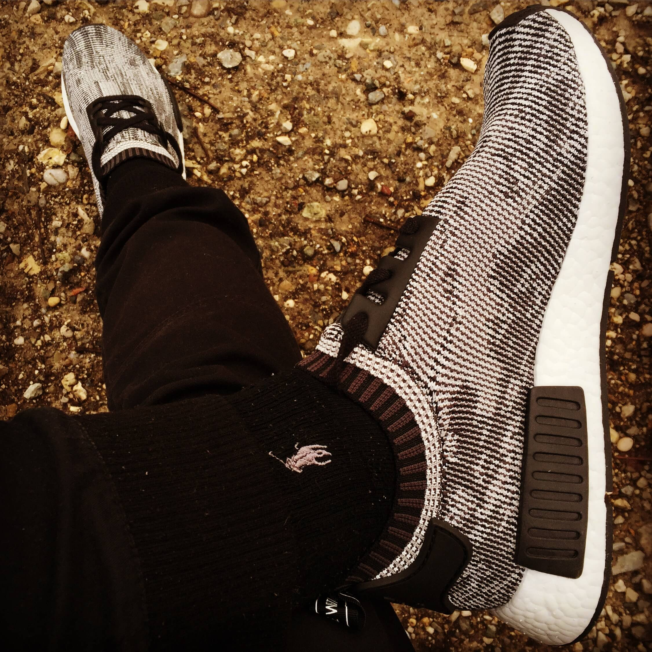 Adidas-NMD-White-Noise-Top-View