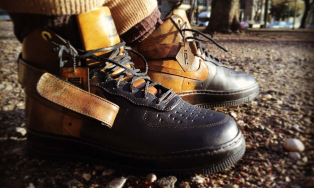"""Nike Air Force 1 x Pigalle x """"PPP"""""""