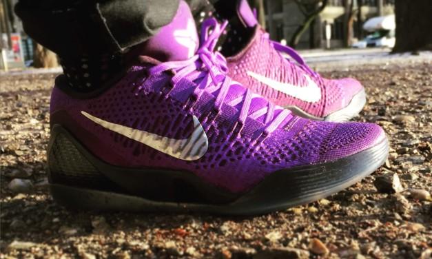 """Nike Kobe 9 Elite Low X """"Moonwalker"""""""
