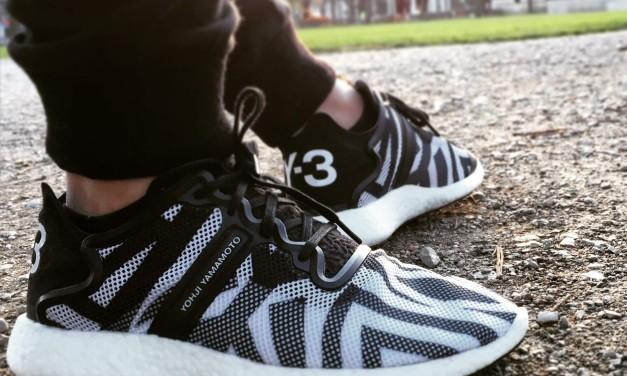 """Y-3 Yohji Boost """"Zebra"""""""