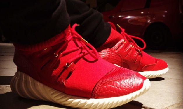 """Adidas Tubular Doom """"Chinese New Year"""""""