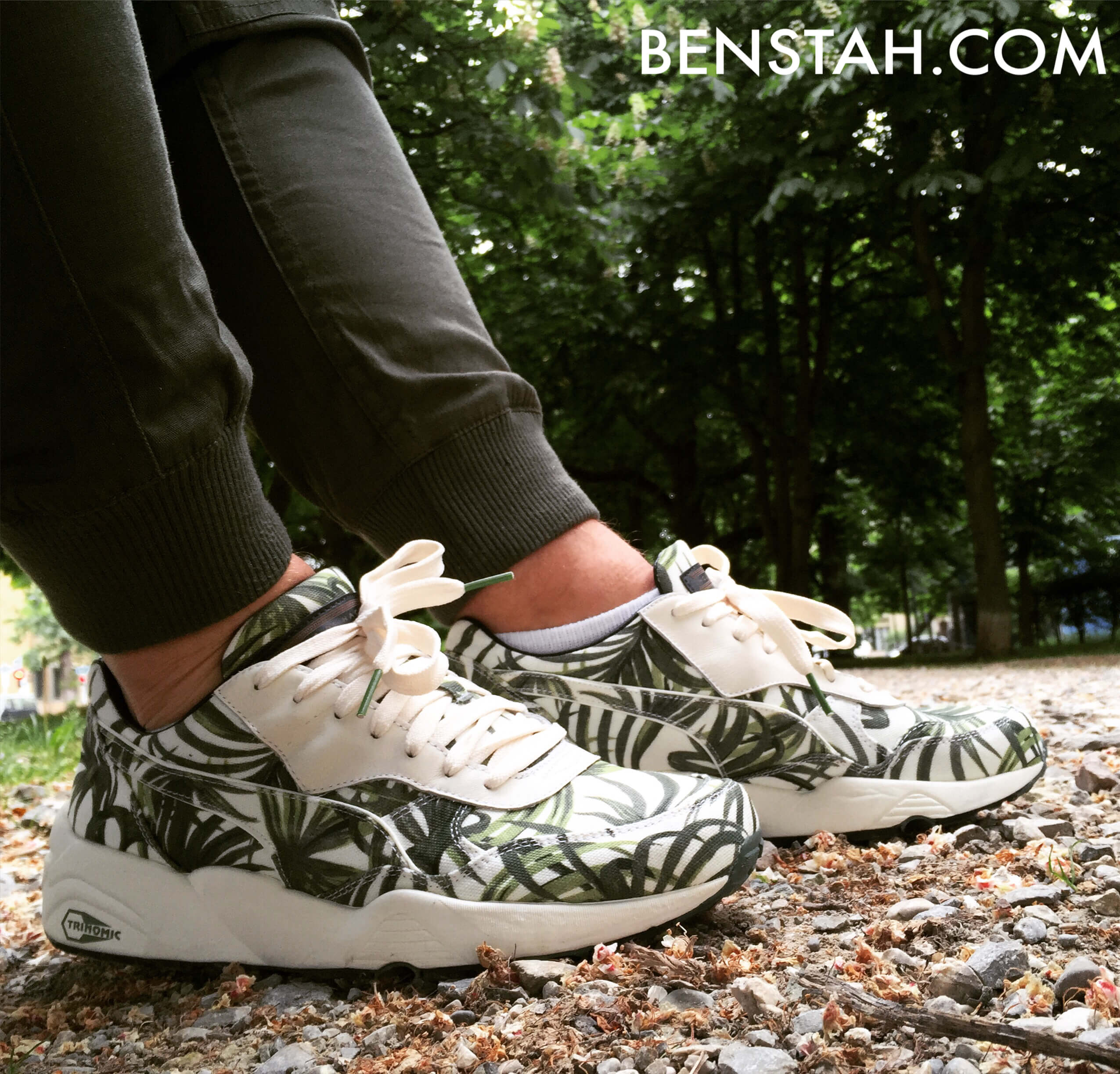 Puma-House-of-Hackney-x-R698-Palm-Side-View-Benstah-Onfeet